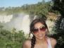 Puja Iguazu Falls Argentina June 2012