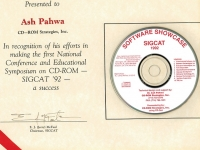 1992-sigcat-symposium