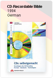 The CD Recordable Bible (German)